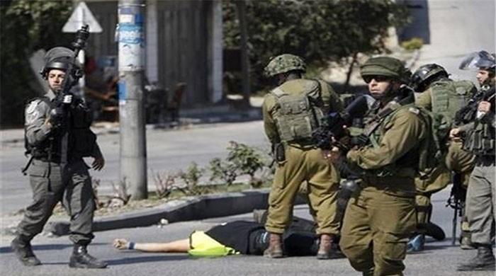 Israeli army kills Palestinians