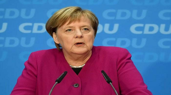 Merkel suffers from 'troubled' Trump account