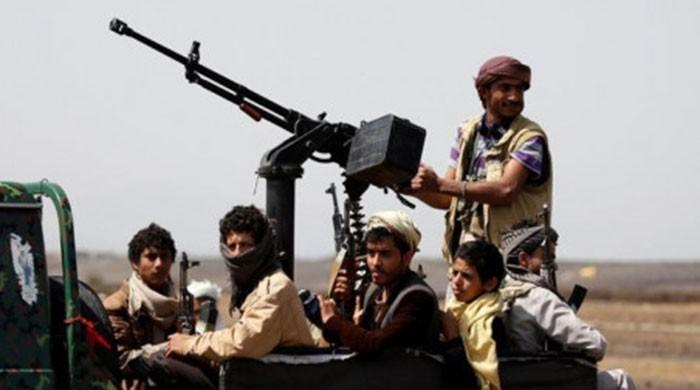 "The United States has called Yemen's Houthis ""rebel terrorists."""