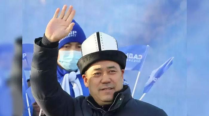 Kyrgyzstan's Japarov: From Prison to Presidency