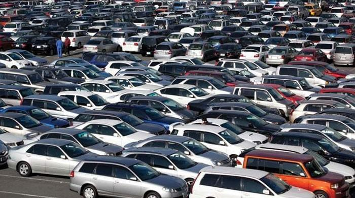 Car sales in the first half rose from 18pc to 78,910 units
