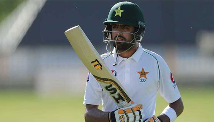 Babar retains fifth spot in ICC batting ranking