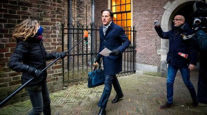 Dutch government withdraws child welfare scandal