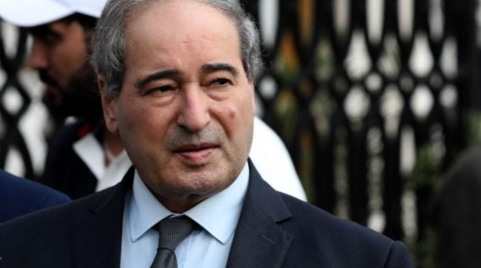 The European Union (EU) has blacklisted Syria's new foreign minister