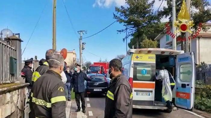 Five people have been killed in a carbon monoxide leak in Italy