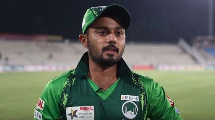 Saud aims to play for Pakistan in all formats