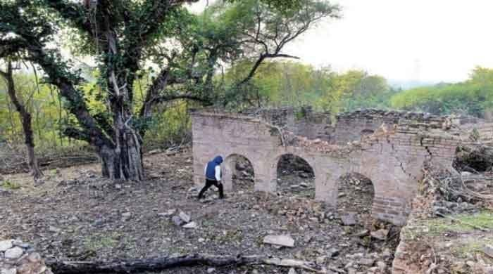 Newly discovered mosque now believed to be 500-year old