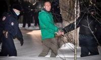 Kremlin dismisses calls to free Navalny