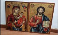 Lebanon returns 18'th-century icons to Greece