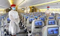 Emirates to pilot virus 'travel pass'