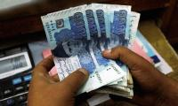 Rupee extends losses
