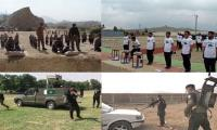 Second phase of ex-Levies, Khassadar personnel training starts