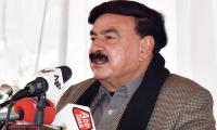 Shaikh Rashid dares PDM: Go ahead with your long march now
