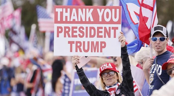 'They forget that 75 million voted for him:' Trump supporters reject Biden