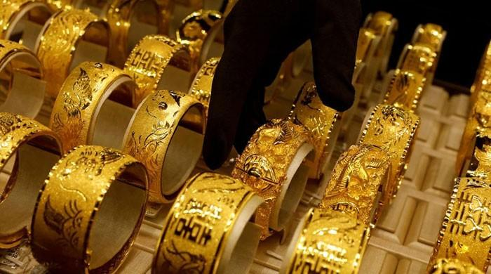 Gold prices increase by Rs 150 per towel