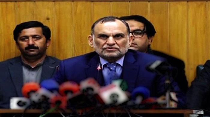 Azam Swati has promised to improve the railways in six months
