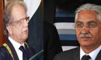 Broadsheet investigation: Opposition rejects Justice Azmat Saeed's selection