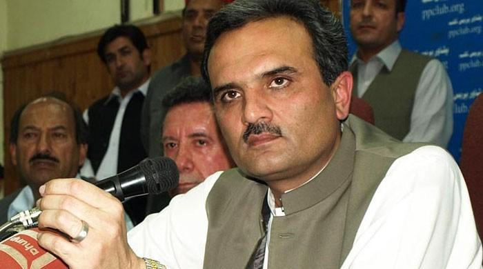 """The ANP called for an inquiry by the Trust Commission, which has launched a """"war on terror"""" against Pakistan"""
