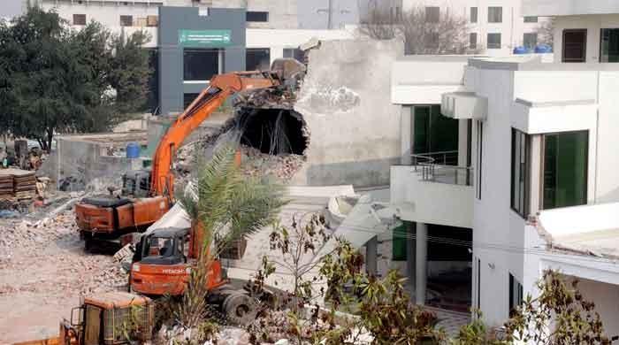 Parts of Khokhar Palace razed; 38-kanal state land retrieved