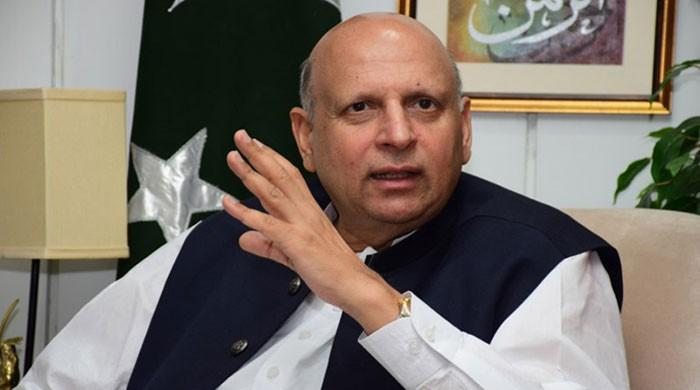 Chaudhry Sarwar says PDM's no-confidence motion against PM is a failure