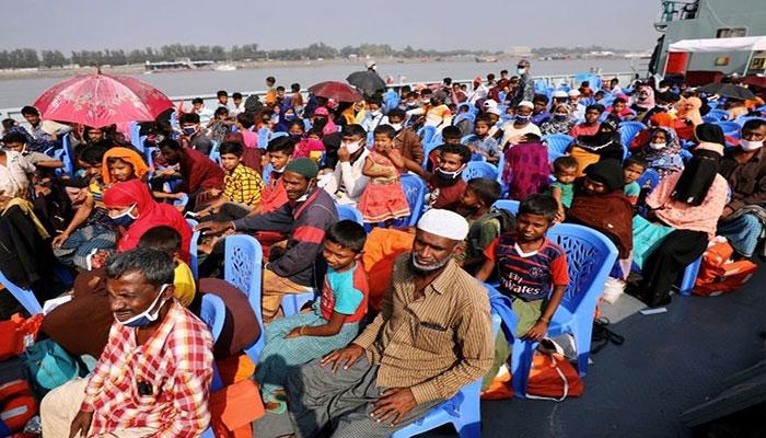 Bangladesh Sends More Rohingya Refugees To Remote Island