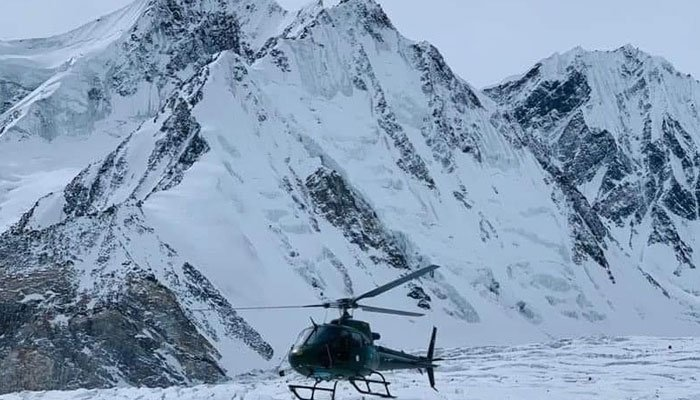 Sadpara among three climbers missing on K2