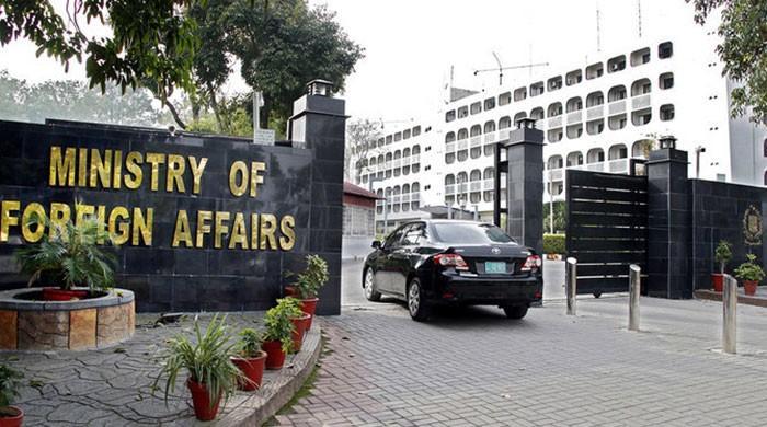 Terror outfits' merger: UN report vindicates Pakistan: FO