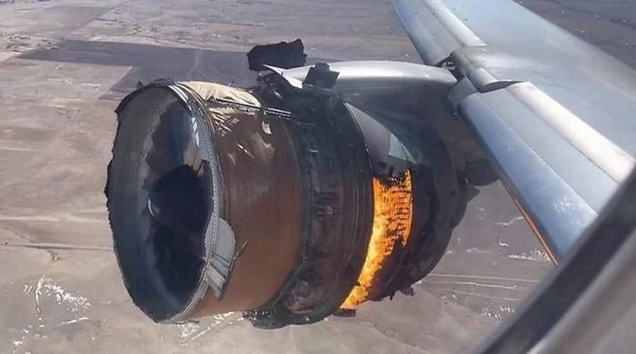 Boeing 777s ground after engine fire in Colorado