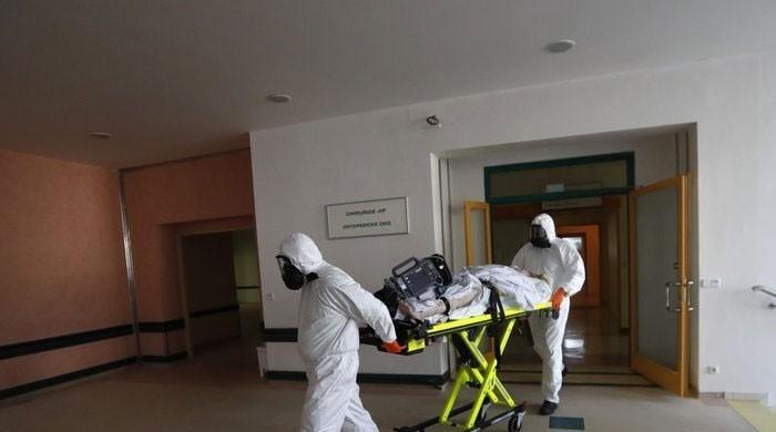 Hospital overcrowding check