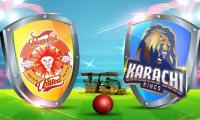 Islamabad, Karachi face off in PSL clash today