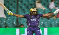 Gayle confident Gladiators will bounce back