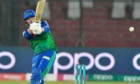 Vince, Rizwan help Multan post 193-4