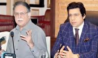 Senate polls: Thumbs up for Vawda, down for Pervaiz Rashid