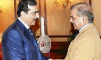 Senate election: Gilani contacts Mengal, likely to meet Shahbaz in jail today