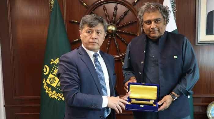 The Uzbek ambassador met with Zaidi