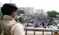 Traffic plan for Youm-e-Wiladat Hazrat Ali procession