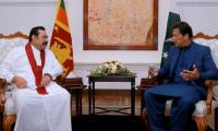 How much did Imran's visit to Sri Lanka cost?