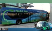 MoU on introducing electric buses, other vehicles in Pakistan signed