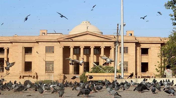 SHC issues notice to ECP, Wawda against Senate nomination
