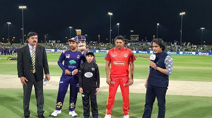 Islamabad notch third win, down Quetta
