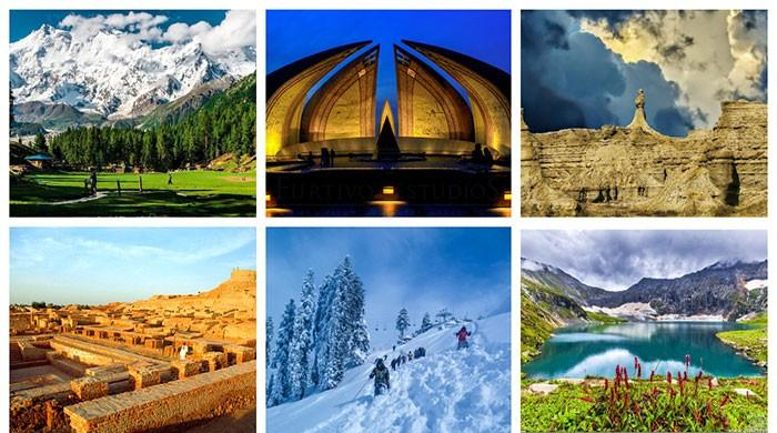 Pakistan among most sought-after tourist destinations