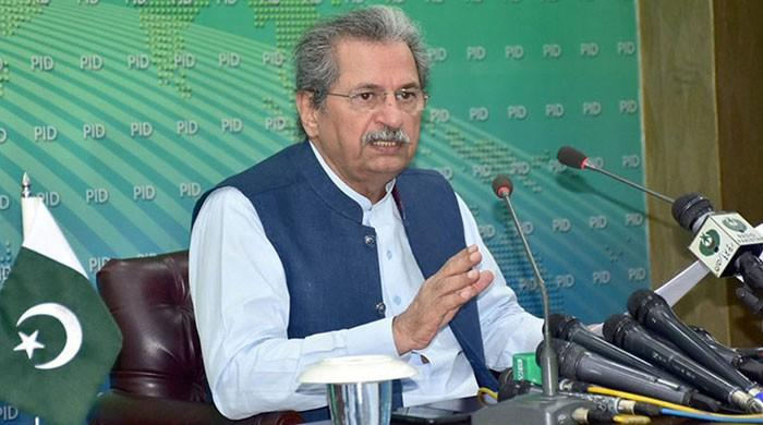 Registration of madrassas continues across the country: Shafqat