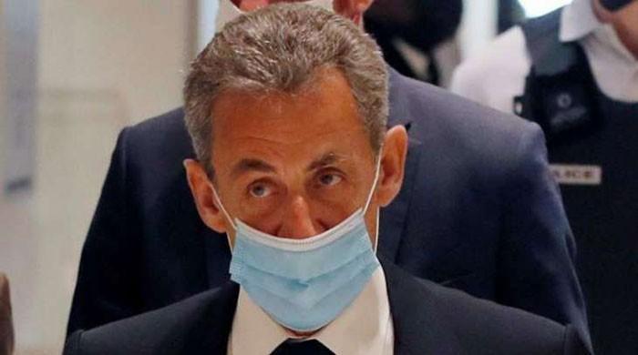 Sarkozy on aggression