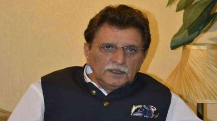 Azad Jammu and Kashmir PM appeals to international community to ensure ceasefire in IIOJ & K