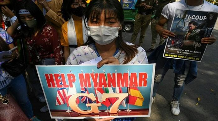 Several Myanmar nationals awaiting entry into India