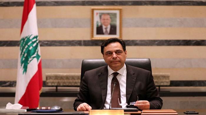 Lebanon's caretaker PM calls on new government