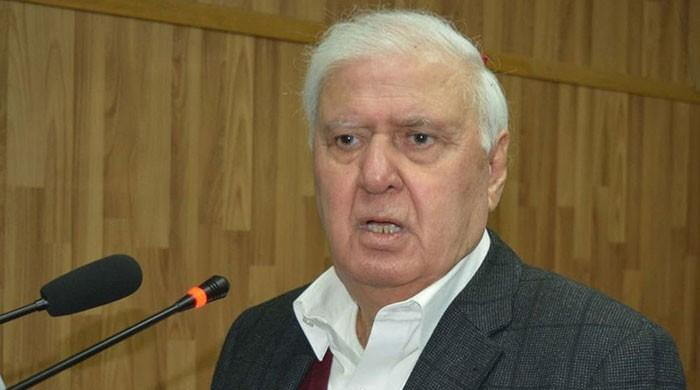 Sherpao says the PTI introduced obscenity in politics