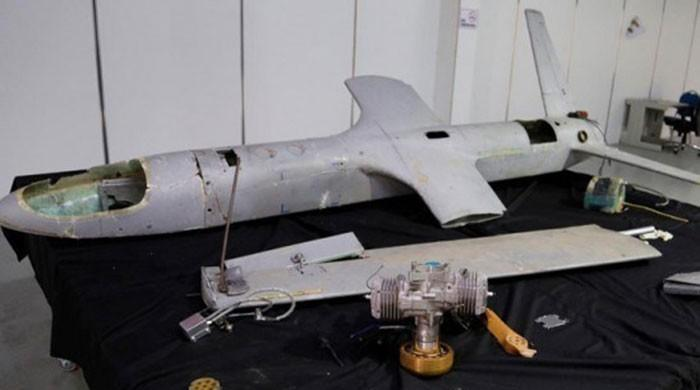 Houthi drones