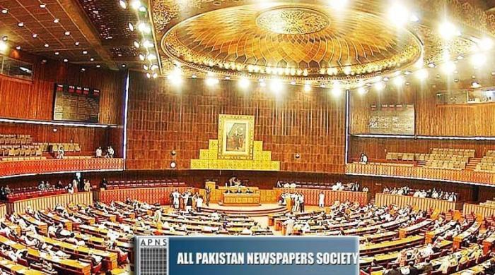 Acting Speaker, NA Speaker congratulated the APNS officials