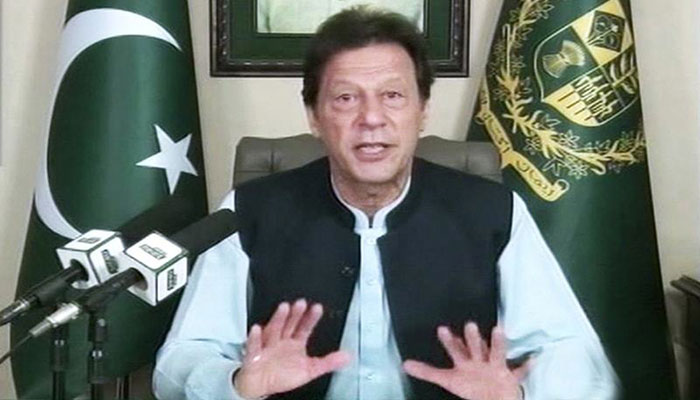 No trade with India unless Kashmir gets original status: PM